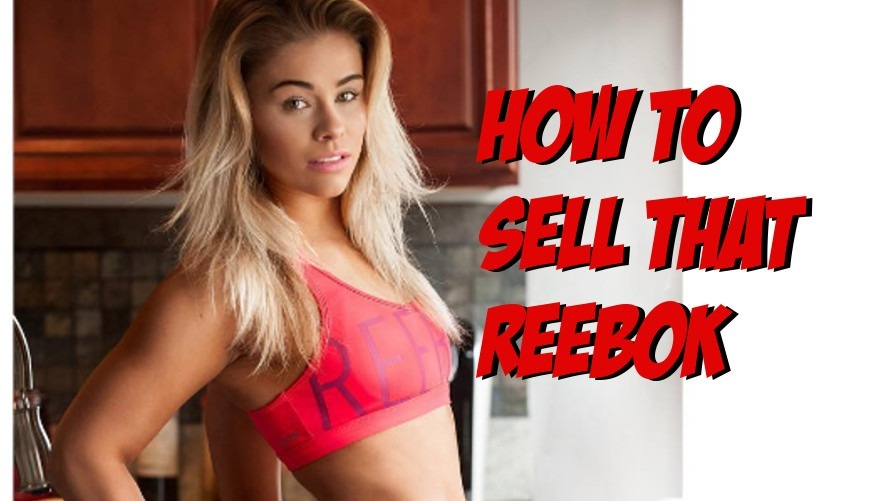 Video: Paige VanZant Posts Sexy AF Endorsement of Reebok, Quickly Deletes It