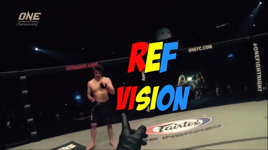 Watch the full Ben Askren vs. Agilan Thangalapani fight from the old school Pride ref cam