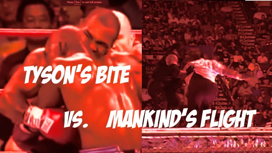 Mick Foley's Dive Off Hell in a Cell or Mike Tyson's Ear Biting? Which is a Better Combat Sports Moment?