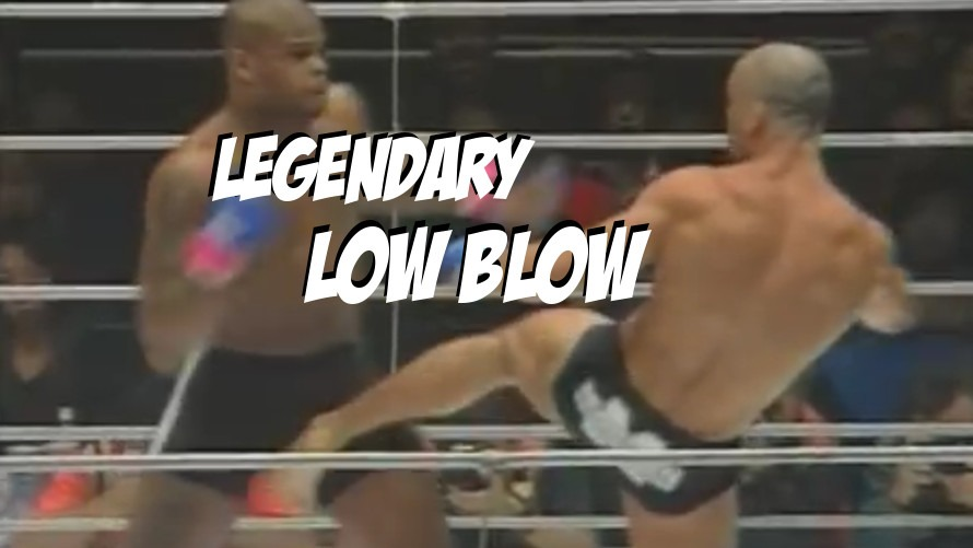 Wanderlei SIlva and the Sport's Most Infamous Dick Kick