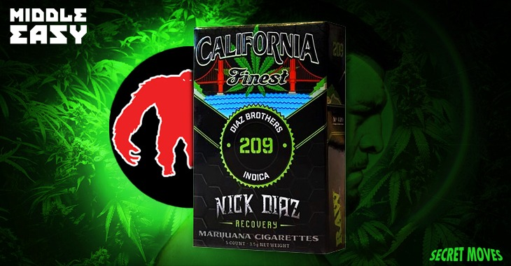 Smoking Nick Diaz's Weed During the Total Solar Eclipse