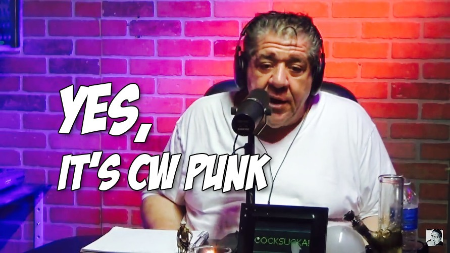 Video: Top MMA Analyst Joey Diaz breaks down the CW Punk taking a second UFC fight news
