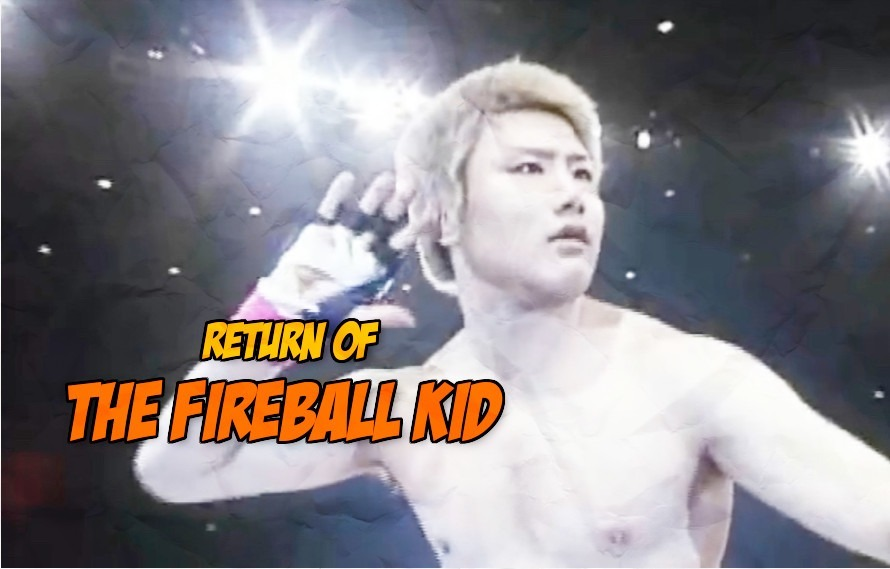 Excited or sad? Pride legend Takanori Gomi says he's fighting at Rizin on New Year's Eve