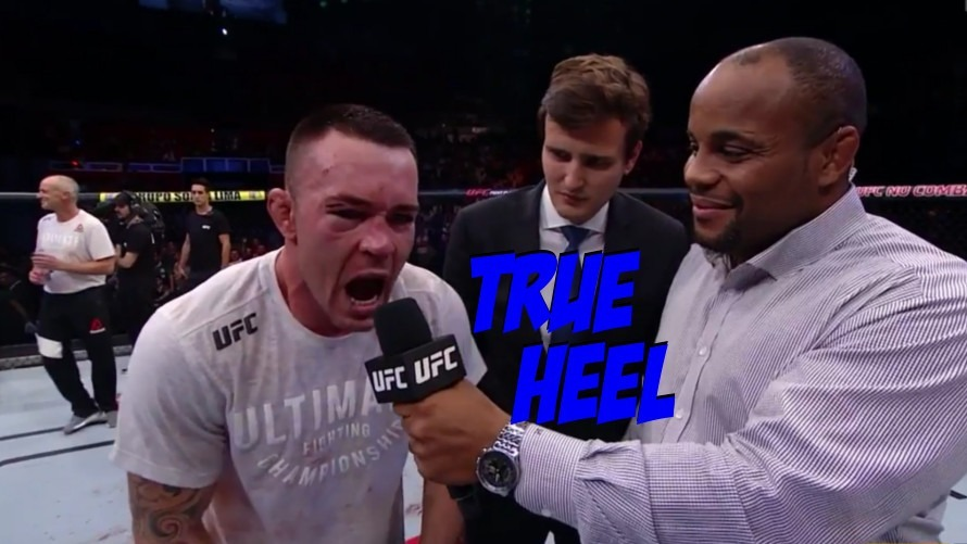 Colby Covington Unapologetic As UFC Condemns Anti-Brazil Rant