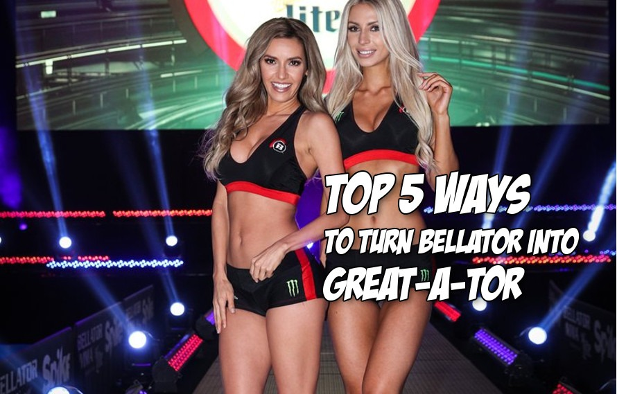 Opinion: The top five ways to make Bellator better-a-tor in 2018