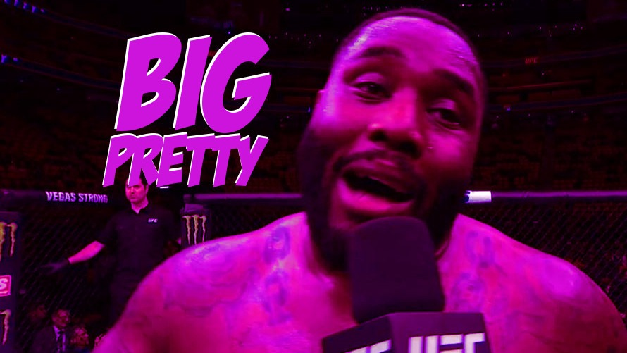 """Video: """"Big Pretty"""" Justin Willis is Your New Favorite Heavyweight"""