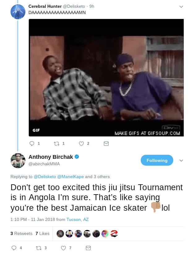 Screenshot-2018-01-11-at-10.02.48-PM RIZIN Twitter Beef: Anthony Birchak and Manel Kape Get Heated Over Kape's Jiu Jitsu & a Hotel Lobby Fight?