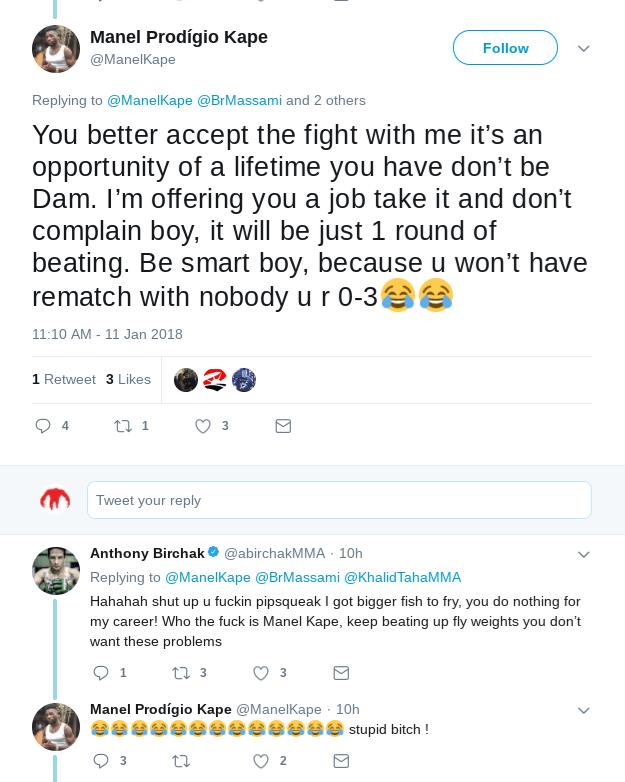 Screenshot-2018-01-11-at-10.06.27-PM RIZIN Twitter Beef: Anthony Birchak and Manel Kape Get Heated Over Kape's Jiu Jitsu & a Hotel Lobby Fight?