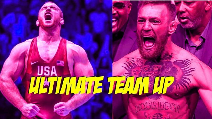 Will a Conor McGregor/Kyle Snyder Team Up Change the MMA Game?