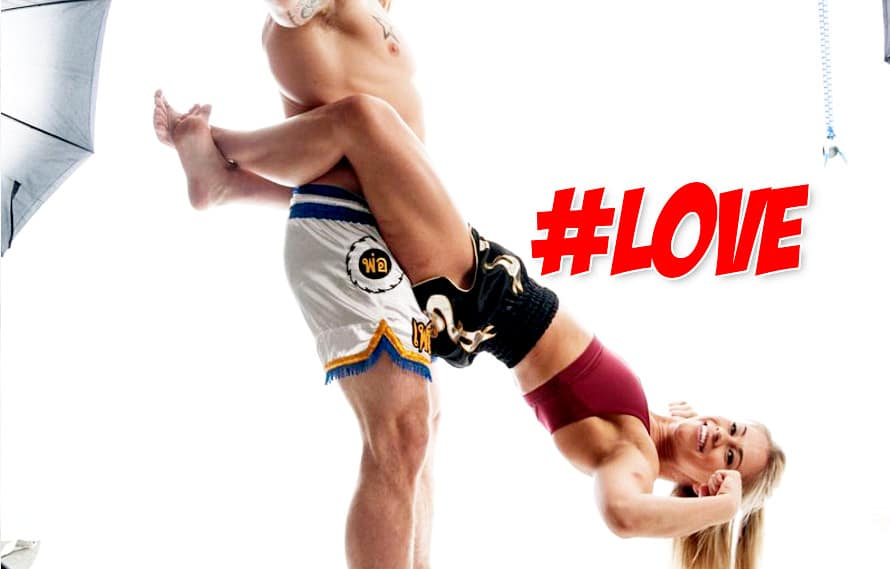 Here is why everyone hates Paige VanZant's Fiance