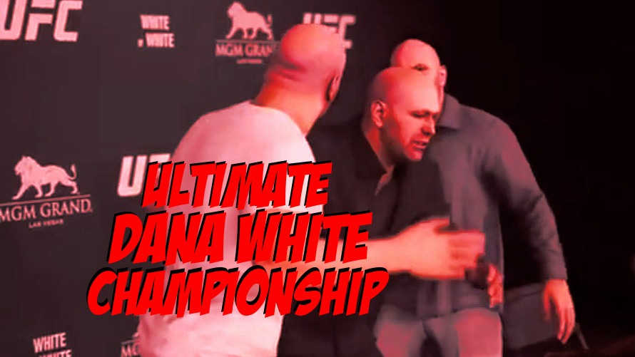Dana White is a Fighter… on the New DLC for EA UFC 3 & (Shockingly) He's a Beast