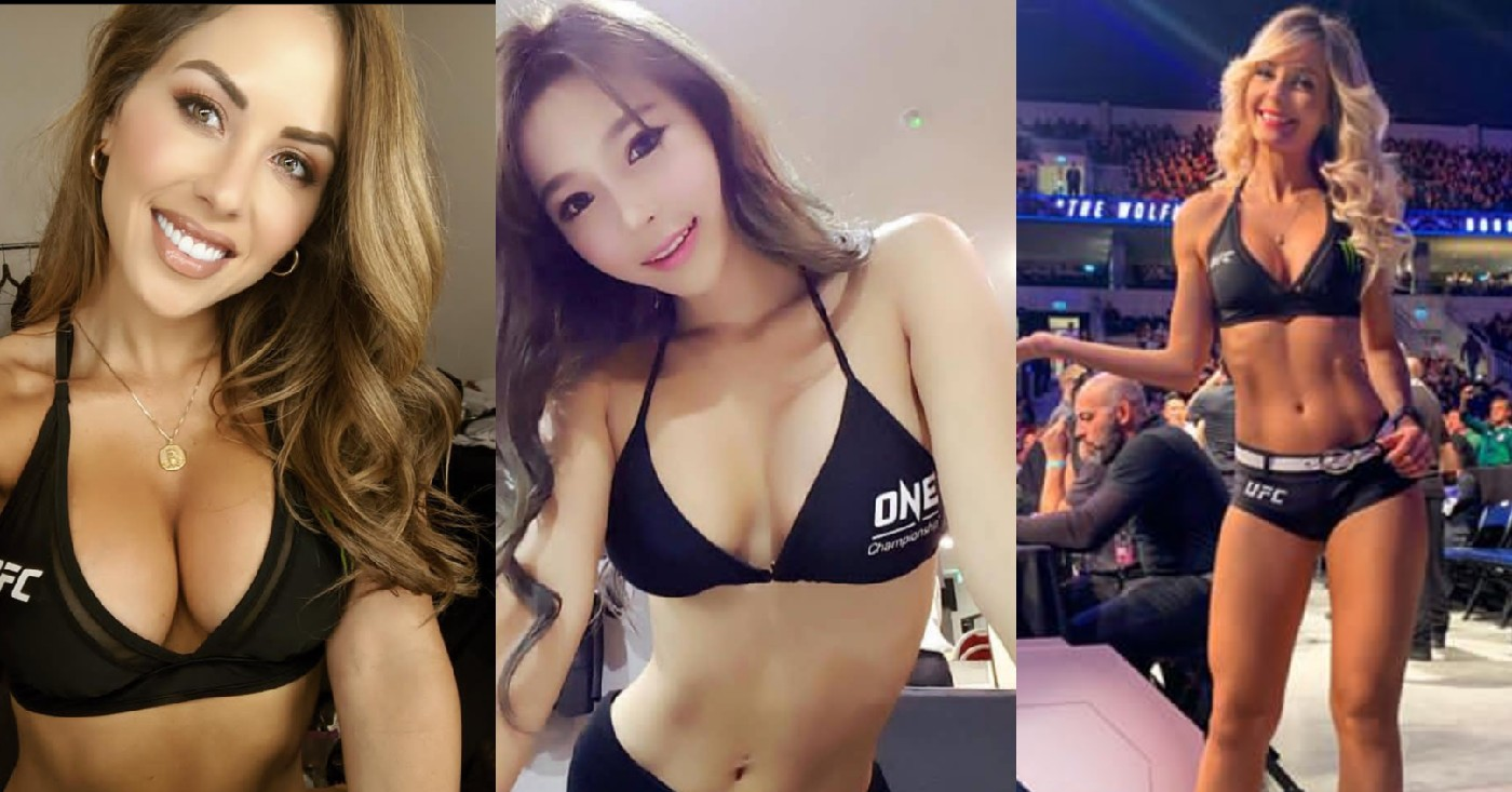 Top 15: Most Beautiful Ring Girls In MMA (2020)