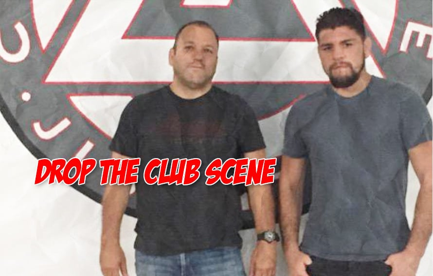 Pic: Coach Cesar Gracie pleads with Nick Diaz to give up partying lifestyle