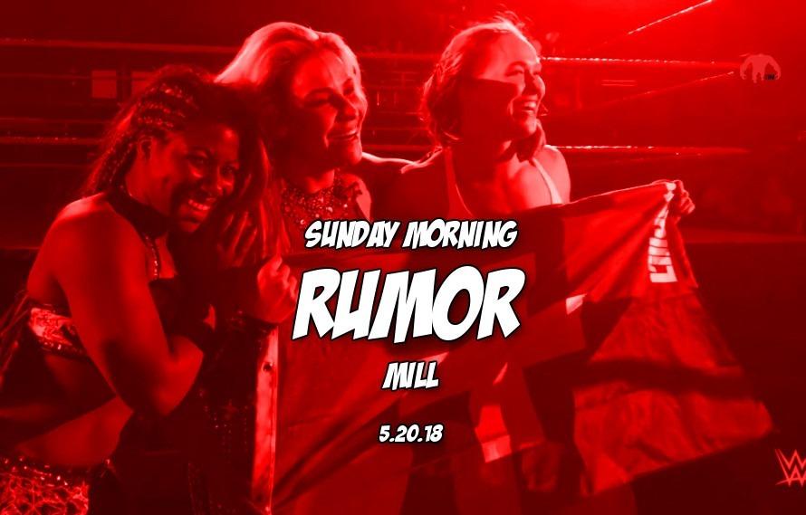 Ronda Rousey, Liddell vs. Ortiz and more in the Sunday Morning Rumor Mill