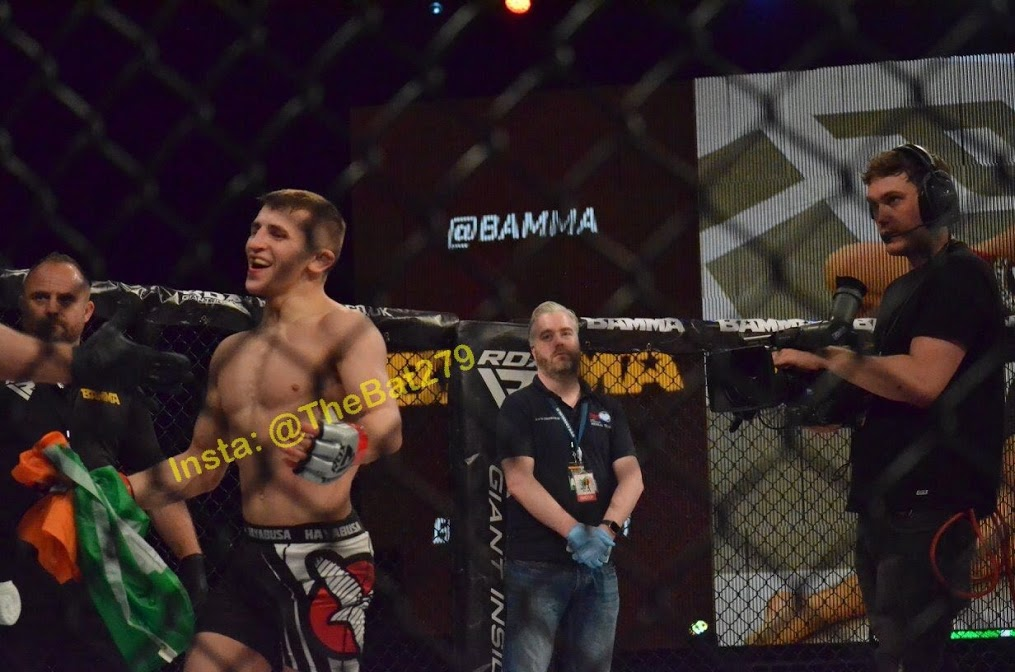 IMG_0797 Photo Gallery: The top ten best pics from BAMMA 35 Lohore vs. Pascu