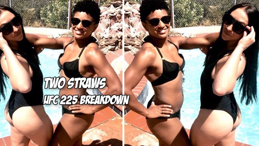 Angela Hill, Jessica Penne bring us the perfect nerd bashing, boomerang filled preview for UFC 225