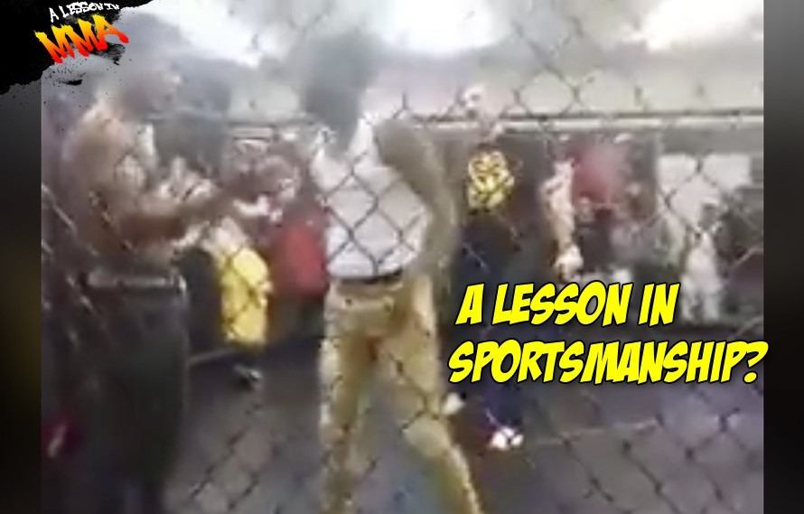 The amazing true story of a gym owner who turned a massive Street MMA brawl into some legit MMA fights