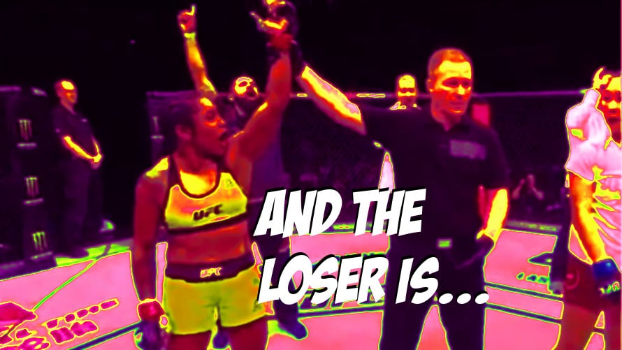 Fail Video: Watch Referee at UFC Singapore Raise the Wrong Fighter's Hand in VIctory