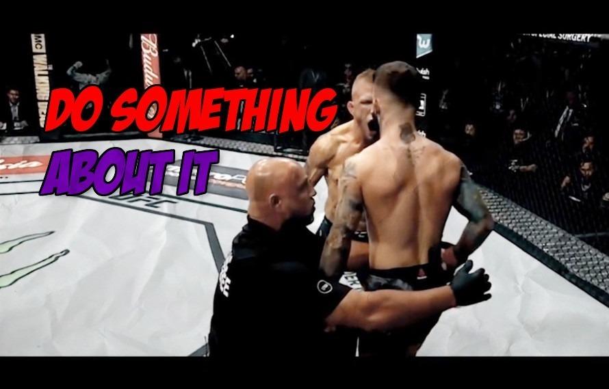 Cody vs fan