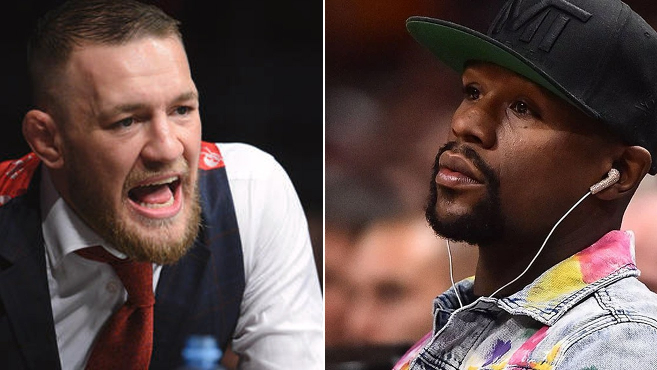 Conor McGregor Emphatically Declines Floyd Mayweather, McGregor's Return Making History