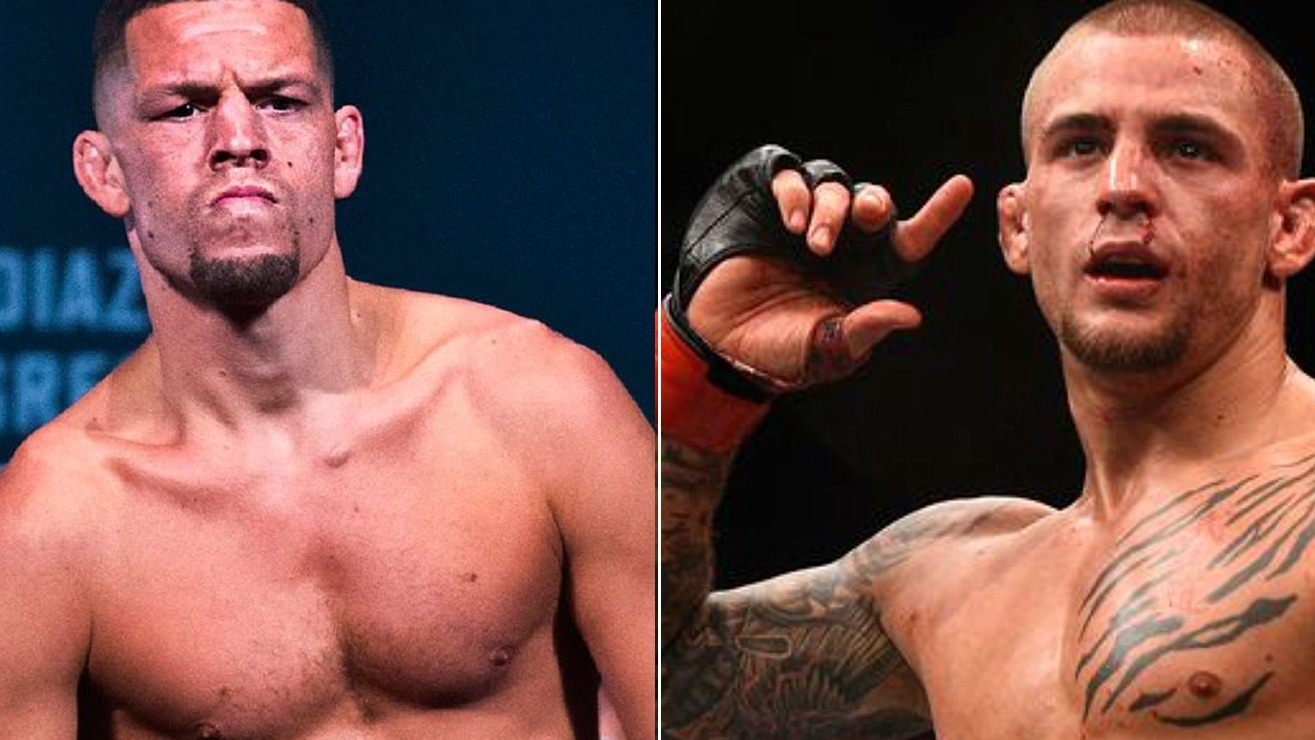 Nate Diaz vs. Dustin Poirier booked for UFC 230 in NY