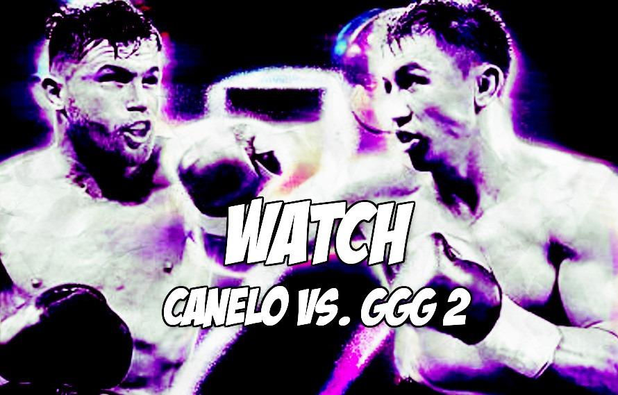 canelo vs ggg 2 time