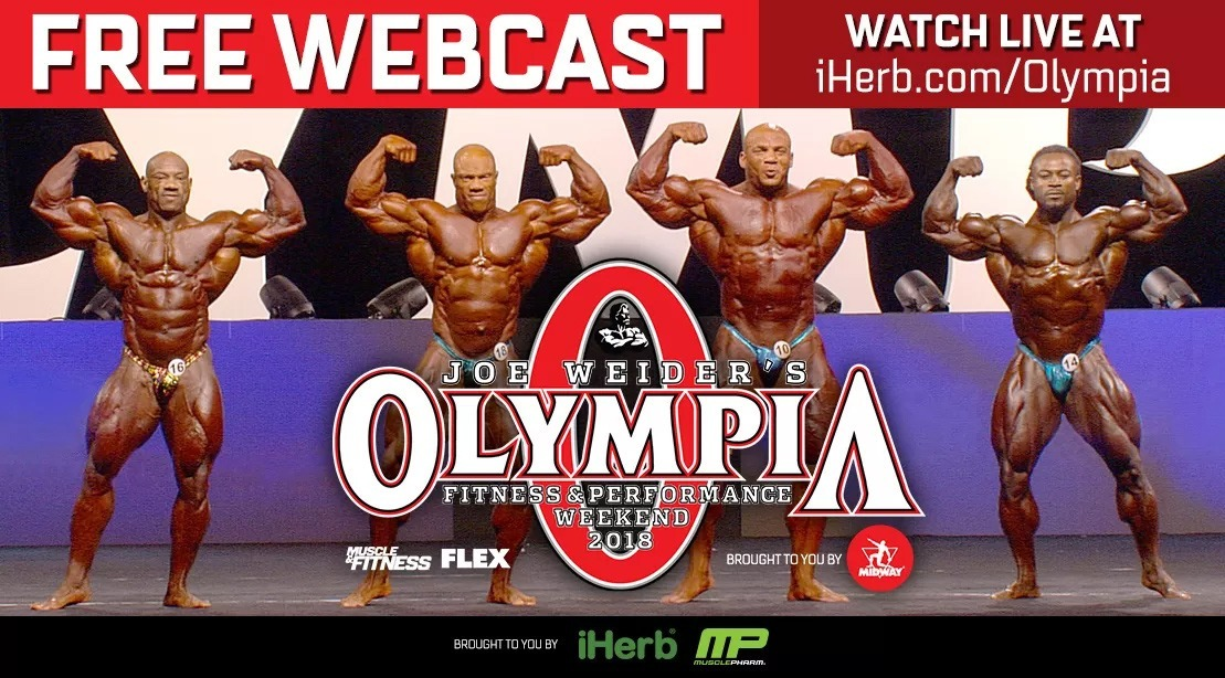 2018-Mr.-Olympia-Live-stream-free Here Is How You Can Watch Mr. Olympia 2018 Free Live Stream