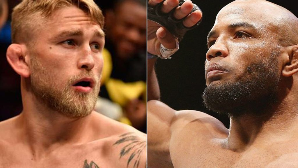 Reports: UFC Plans To Book Alexander Gustafsson vs. Yoel Romero Title Fight For UFC 230