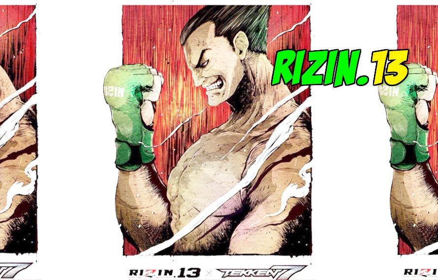 MiddleEasy's new Rizin 13 trailer & main event breakdown