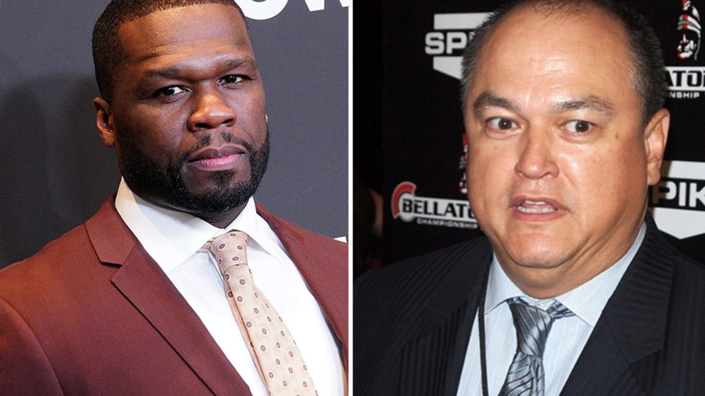 """Did Bellator MMA Pay $1 Million To 50 Cent For """"Get The Strap"""" Phrase?!"""