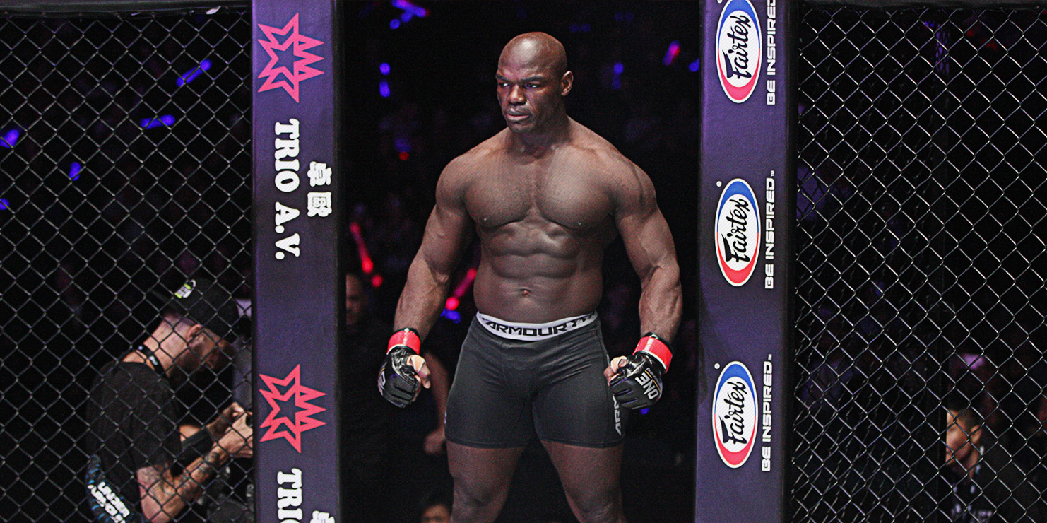 WATCH: Alain 'The Panther' Ngalani, The MMA Fighter, Makes A Brutal 11s K.O Win