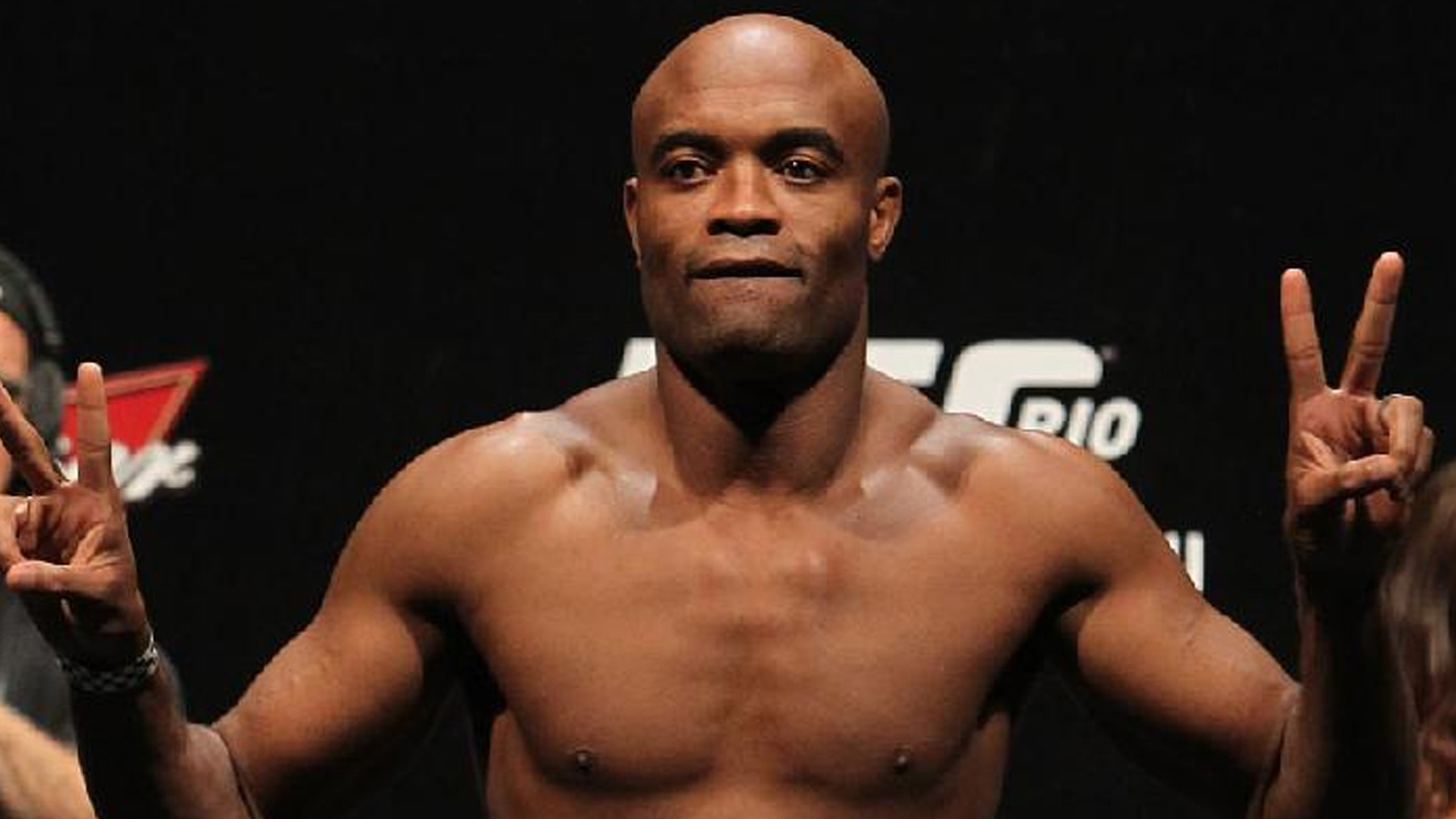 Anderson Silva Penalized By One-Year Suspension From USADA