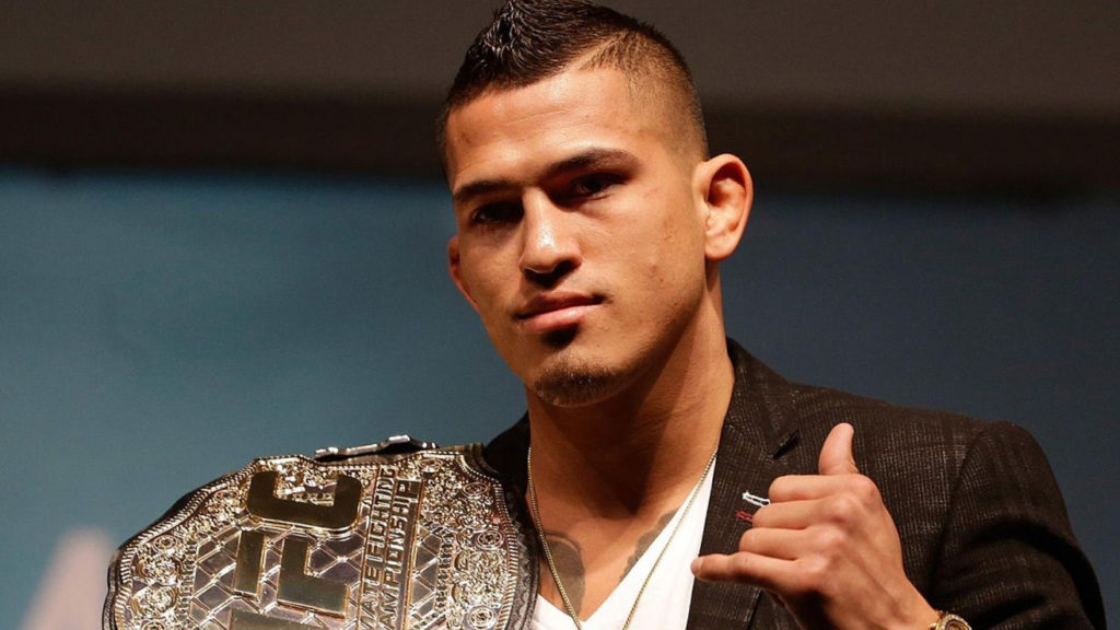 Anthony Pettis – Complete Profile: Height, Weight, Fight Stats