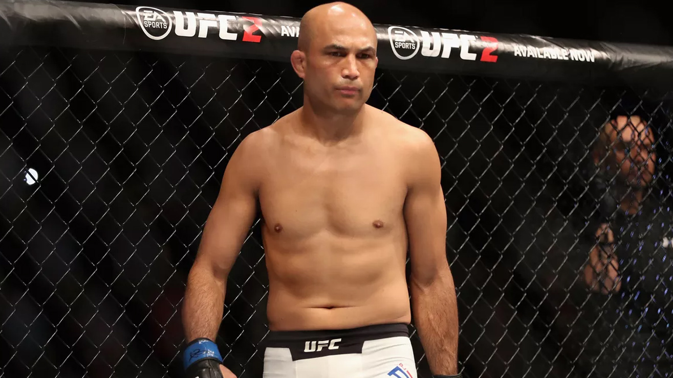 BJ-Penn-1 All-Time Best MMA Fighters