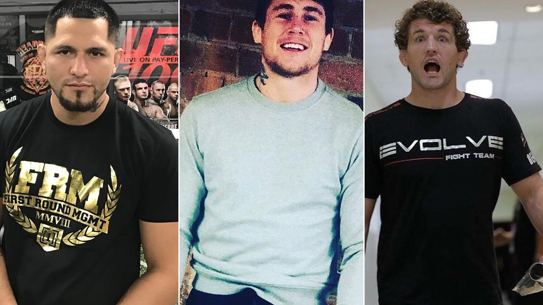 Ben Askren Blasted Jorge Masvidal, Darren Till And Alan Jouban, After 'Trade' News