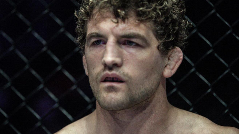 Ben Askren Shows Unhappiness With Official UFC 239 Poster