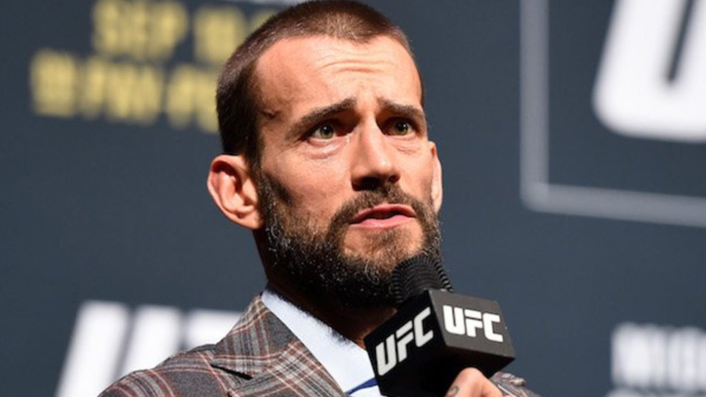 CM Punk Didn't Train At UFC 225 Open Workouts Because Of 'Severe Anxiety'