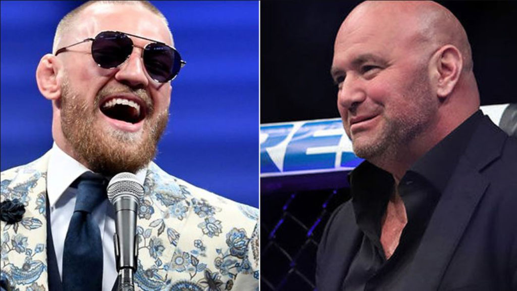 Dana White: 'Conor Mcgregor Might As Well Be UFC Part Owner'