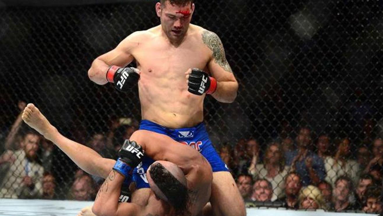 Chris-Weidman-Vs.-Vito-Belfort-UFC-187 Chris Weidman
