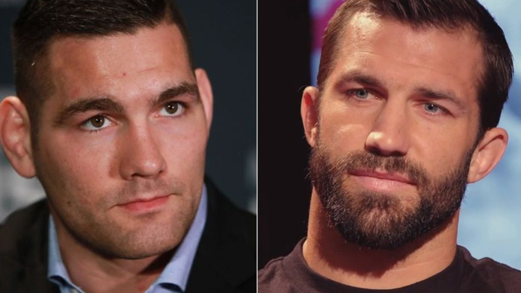 Chris Weidman Wants Luke Rockhold Fight But Will Take Tune Up First