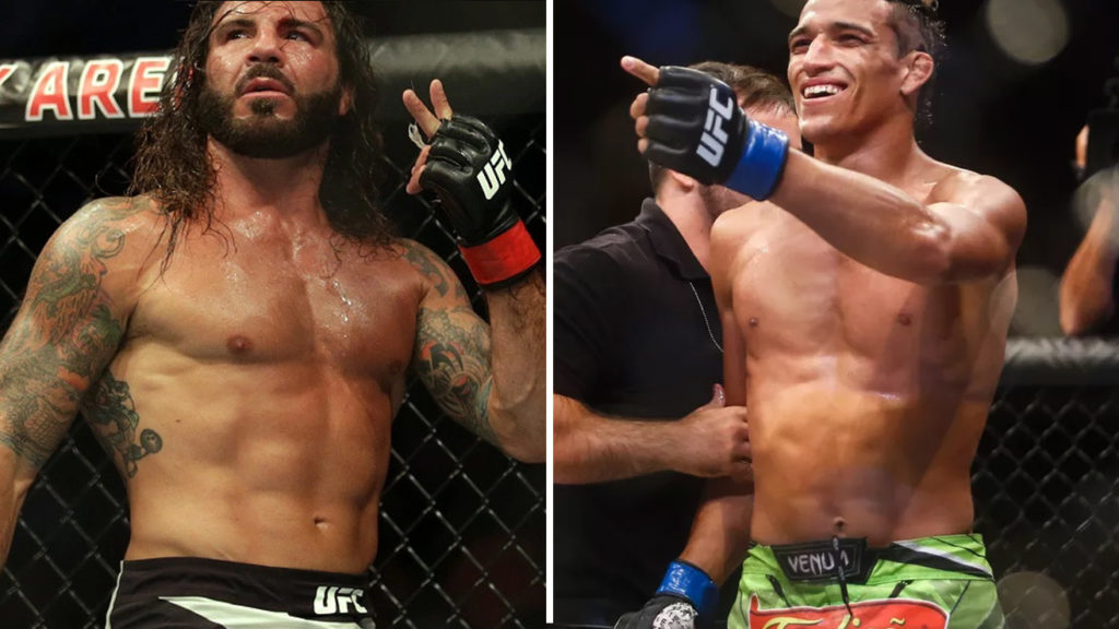 Charles Oliveira Replaces Bobby Green To Face Clay Guida At UFC 225