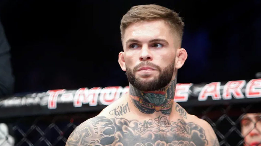 Cody Garbrandt Explains Why He's 'Thankful' To Have Lost A Title At UFC 217