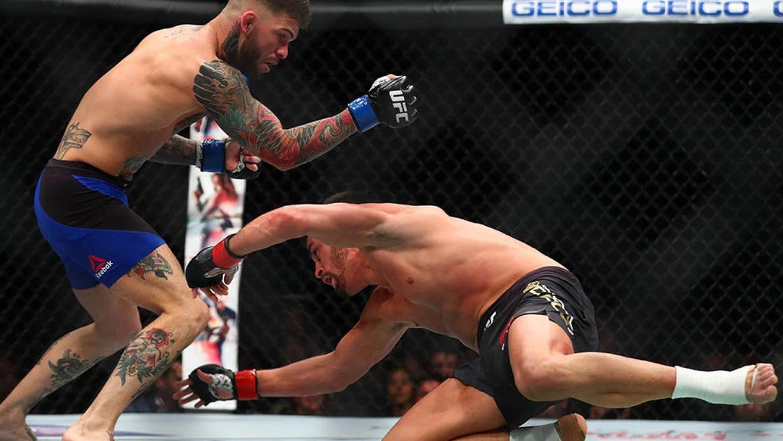 Cody-Garbrandt-Vs.-Dominick-Crus-UFC-207 Dominick Cruz