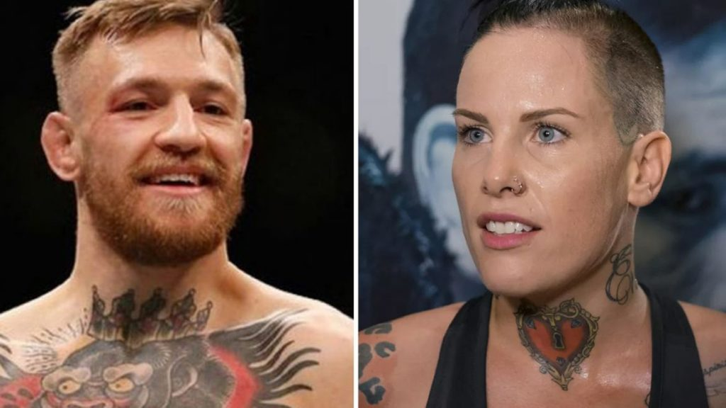 Conor McGregor Praises Bec Rawlings' Bare Knuckle Performance
