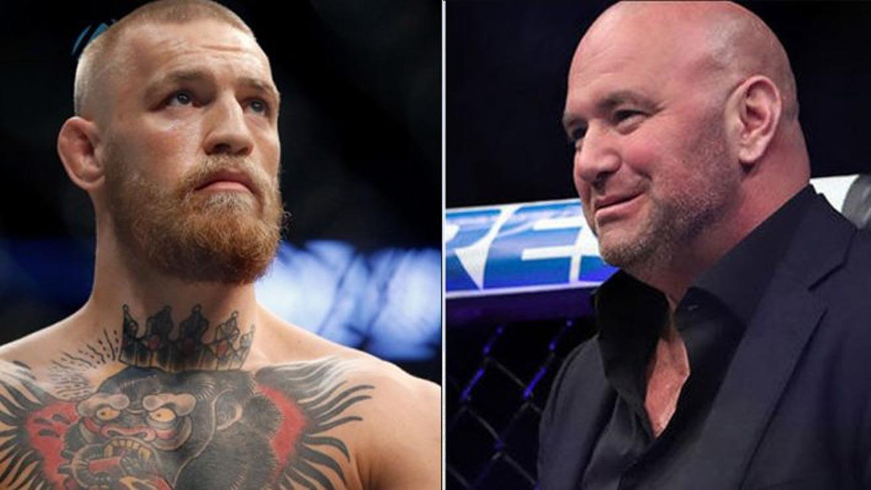 Dana White Praises Conor McGregor Mental Warfare Skills At UFC 229 Press Conference