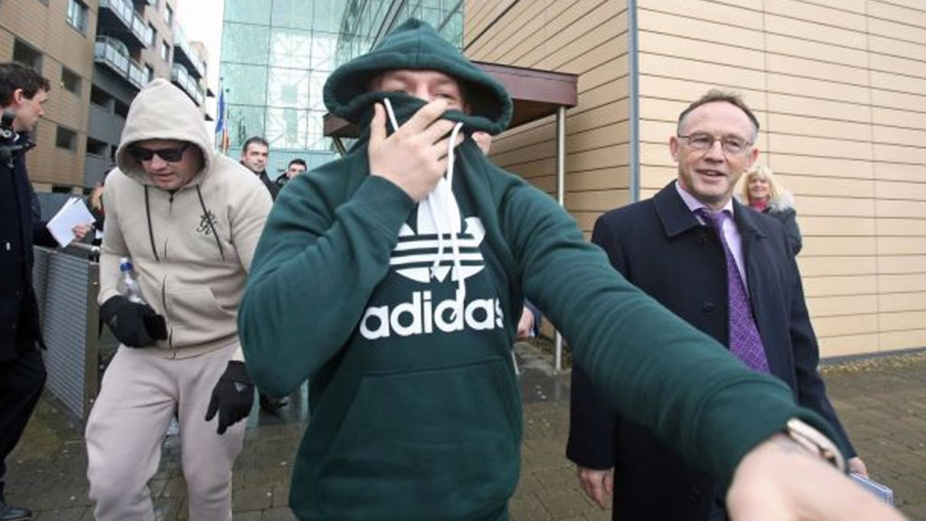 Conor McGregor Appeared Late To Court After Judge Threatens To Arrest Him