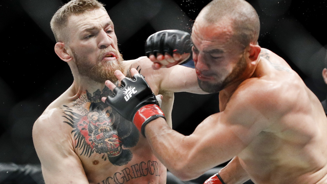 Conor-Mcgregor-Eddie-Alvarez Conor McGregor