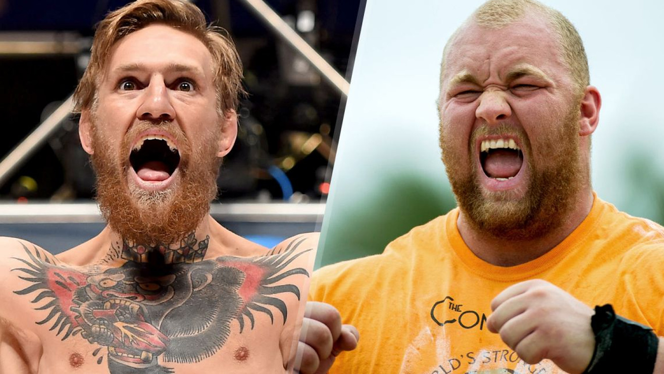 'The Mountain' From Game Of Thrones Says He Could Crush Conor McGregor In 10 Seconds