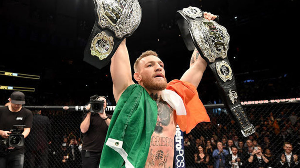 Conor McGregor – Complete Profile: Height, Weight, Fight Stats