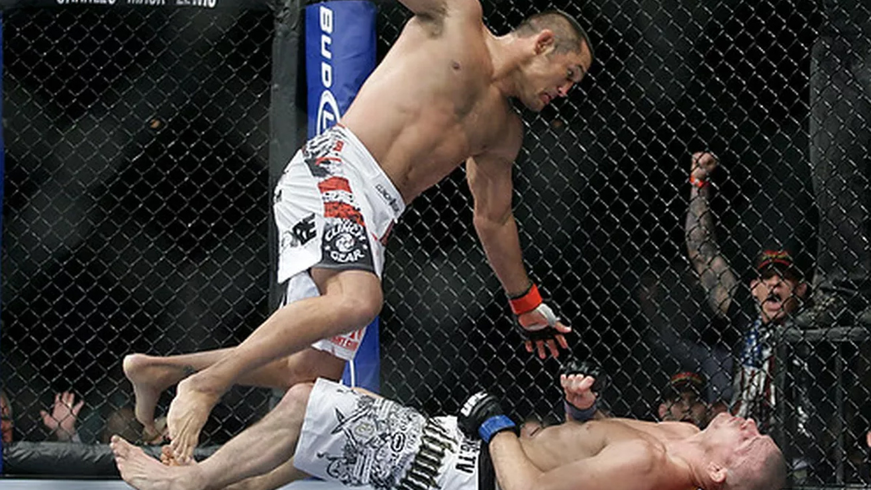 Dan-Henderson-vs-Michael-Bisping-UFC-100 Dan Henderson